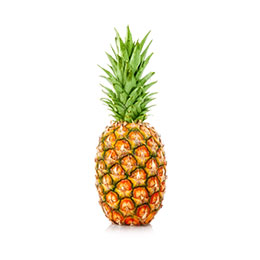 iran Pineapple import