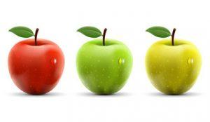 apple kinds