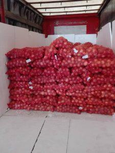 iran onion export