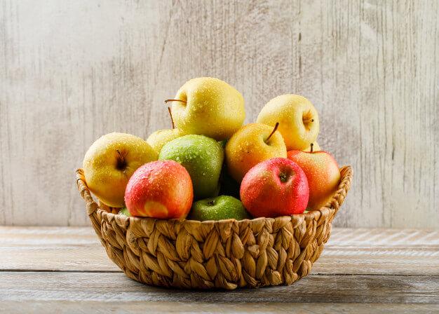 Apple Fruit History